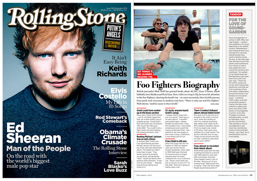 Photofantasm in Rolling Stone
