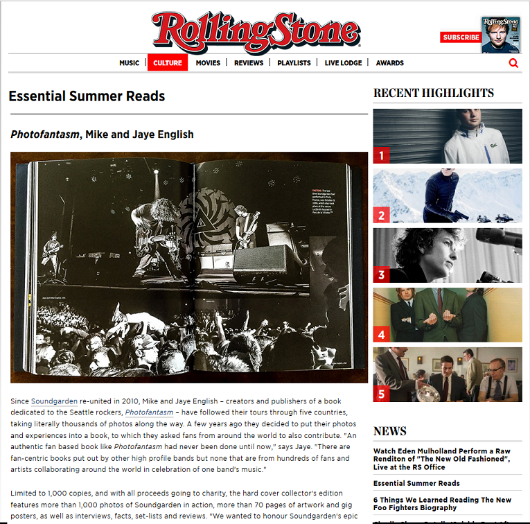 Photofantasm Rolling Stones Essential Reads