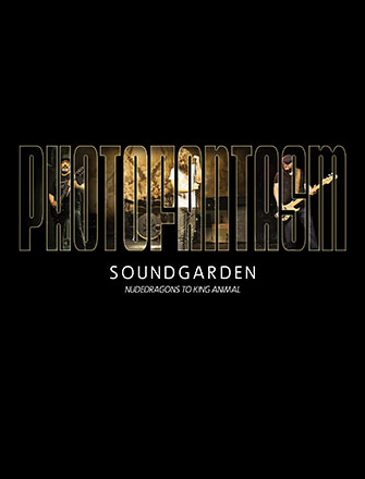 Photofantasm Soundgarden Front Cover Art