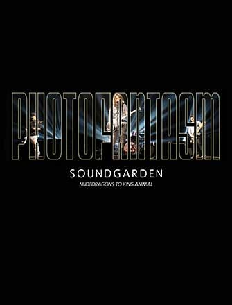 Photofantasm Soundgarden Back Cover Art