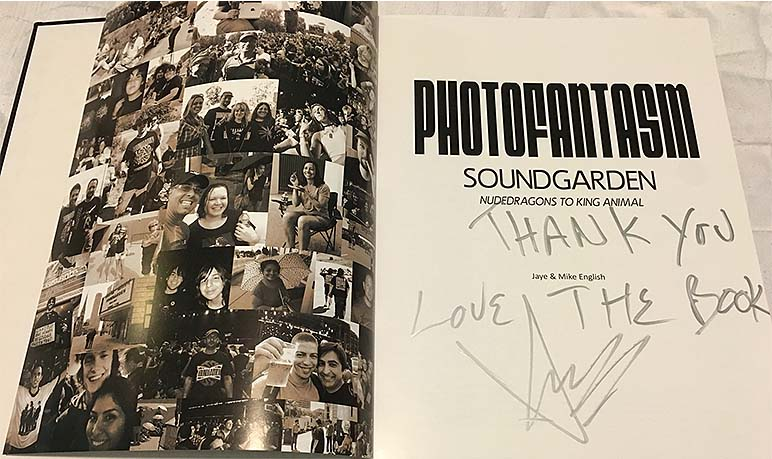 Photofantasm Signed