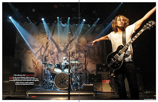 Photofantasm Soundgarden New York